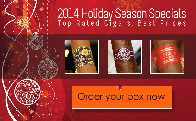 2014 Holiday Season Specials