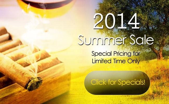 2014 Summer Sale