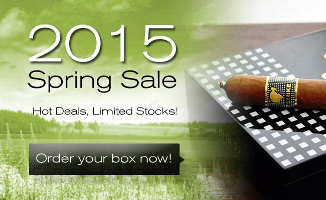 Cigar Terminal's 2015 Spring Sale