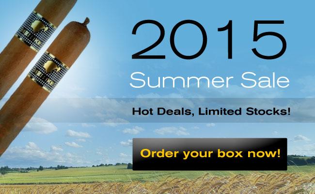 Cigar Terminal's 2015 Summer Sale