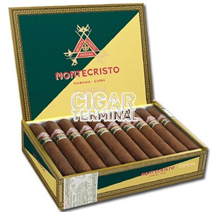 Montecristo Open Eagle - 20 cigars for $249.00, a Cuban Montecristo ...