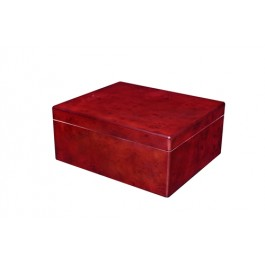 The Classico Burl Humidor - 40 cigars