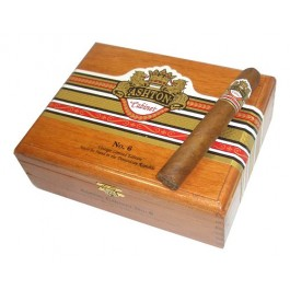 Ashton Cabinet No.6 - 25 cigars