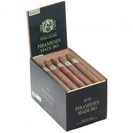 Avo Maduro Pyramides - 25 cigars