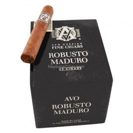 Avo Maduro Robusto - 25 cigars