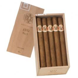 Avo Classic No. 3, Cello - 25 cigars