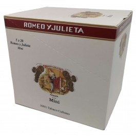 Romeo y Julieta Mini 5 pack