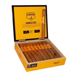 Camacho Connecticut Churchill - 20 cigars