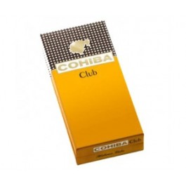 Cohiba Club - 100 cigars (packs of 10)