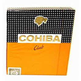 Cohiba Club - 100 cigars (packs of 20)