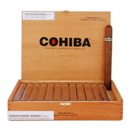 Cohiba Red Dot Churchill - 25 cigars