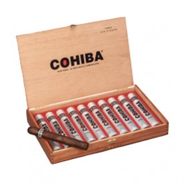 Cohiba Red Dot Tubo Toro (Nat) - 10 cigars