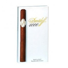Davidoff 4000 (5 by 5 packs) - 1