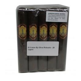 El Cobre By Oliva Robusto - 25 cigars