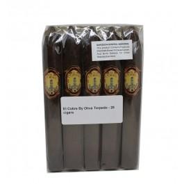 El Cobre By Oliva Torpedo - 25 cigars