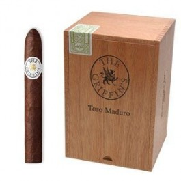The Griffin's Maduro Toro - 25 cigars Box