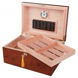 Deauville Humidor - Opened