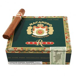 Macanudo Robust Hyde Park - 25 cigars