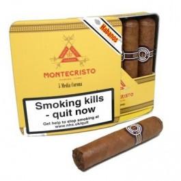 Montecristo Media Corona - tin