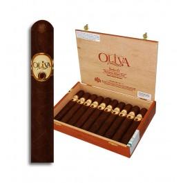 Oliva Serie O Double Toro, Maduro - 10 cigars open box