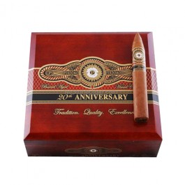 Perdomo 20th Anniversary Sun-Grown Torpedo - 24 cigars