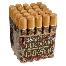 Perdomo Fresco Connecticut Shade Robusto - 25 cigars