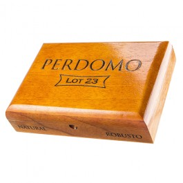 Perdomo Lot 23 Robusto - 20 cigars