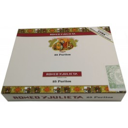 Romeo y Julieta Puritos - 25 cigars