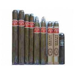 Handmade Romeo y Julieta Seleccion Sampler - 9 cigars