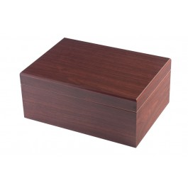The Seguro Cherry Humidor - 50 cigars