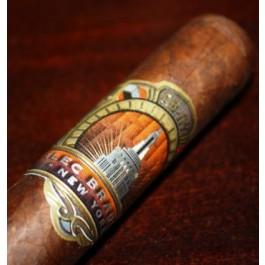 Alec Bradley New York Robusto - 20 cigars - detail