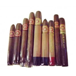 Arturo Fuente Range Cigar Sampler - 9 cigars