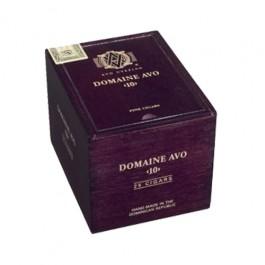 Avo Domaine No. 10, Natural - 25 cigars