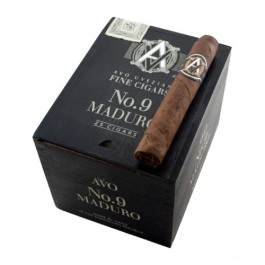 Avo Maduro No. 9 - 25 cigars
