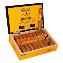 Camacho Connecticut Robusto - 20 cigars