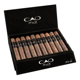CAO MX2 Robusto - 20 cigars
