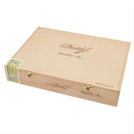 Davidoff Double R - 25 cigars - 1