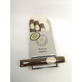 The Griffin's Maduro Robusto pack of 4 - opened
