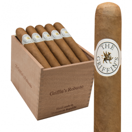 The Griffin's Robusto Natural - 25 cigars Box