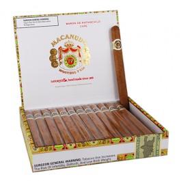 Macanudo Cafe Baron de Rothschild - 25 cigars