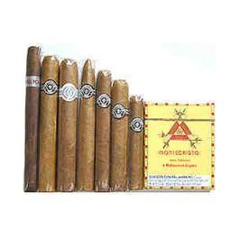 Handmade Montecristo Cigar Sampler, PLUS Monte Legends - 14 cigars