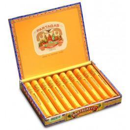 Partagas De Luxe Tubos 10 ct box