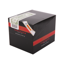 Partagas Serie D No.6 Outside packaging
