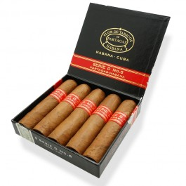 Partagas Serie D No.6 Metal pack of 5