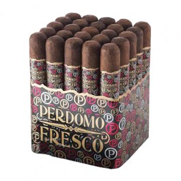 Perdomo Fresco Maduro Churchill - 25 cigars