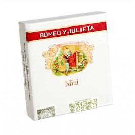 Romeo y Julieta Mini 01