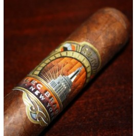 Alec Bradley New York Robusto - 20 cigars - detail