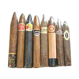 Handcrafted Belicoso Sampler - 8 cigars
