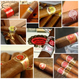 Cuban All Stars Sampler Pack - 20 cigars