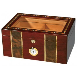 Pompeii Humidor - Closed